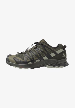 XA PRO 3D V8 - Scarpa da hiking - grape leaf/peat/shadow