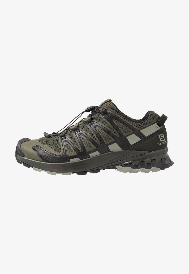 Salomon - XA PRO 3D V8 - Hiking shoes - grape leaf/peat/shadow