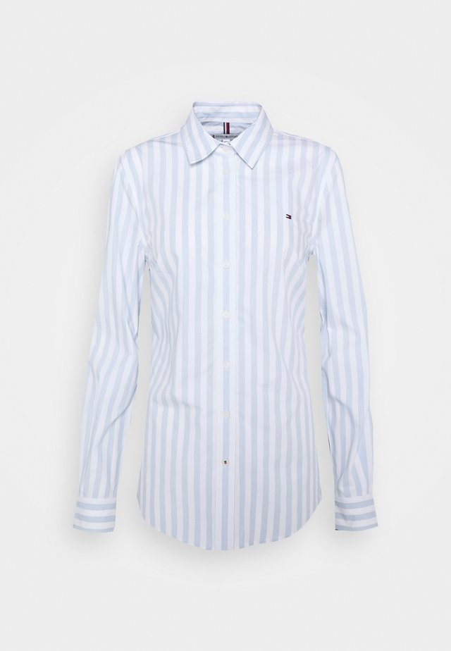 REGULAR SHIRT - Košile - banker/breezy blue