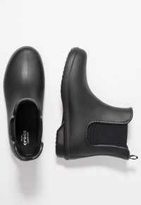 Crocs - FREESAIL CHELSEA - Wellies - black - 1