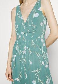 Esprit Collection - Maxi dress - dark turquoise - 5