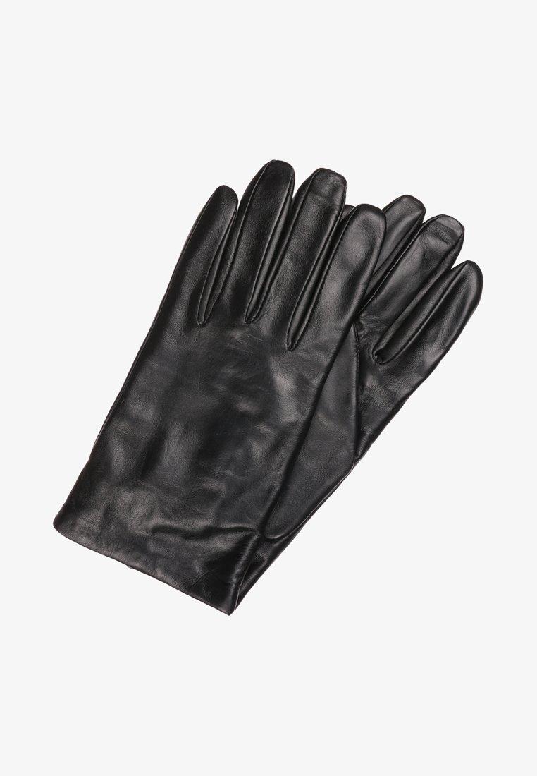 Benetton - Gloves - black