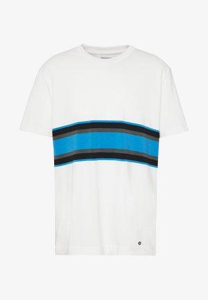 JOAN TEE - T-shirt imprimé - white