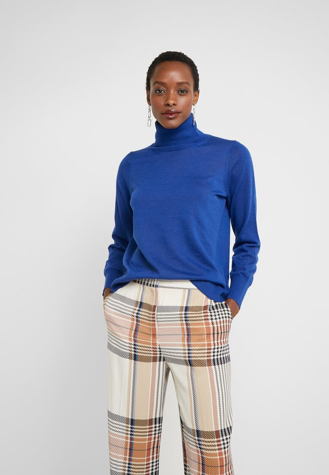 BASICS  - Sweter - twilight blue