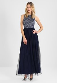 Lace & Beads - PICASSO MAXI - Iltapuku - midnight blue - 2