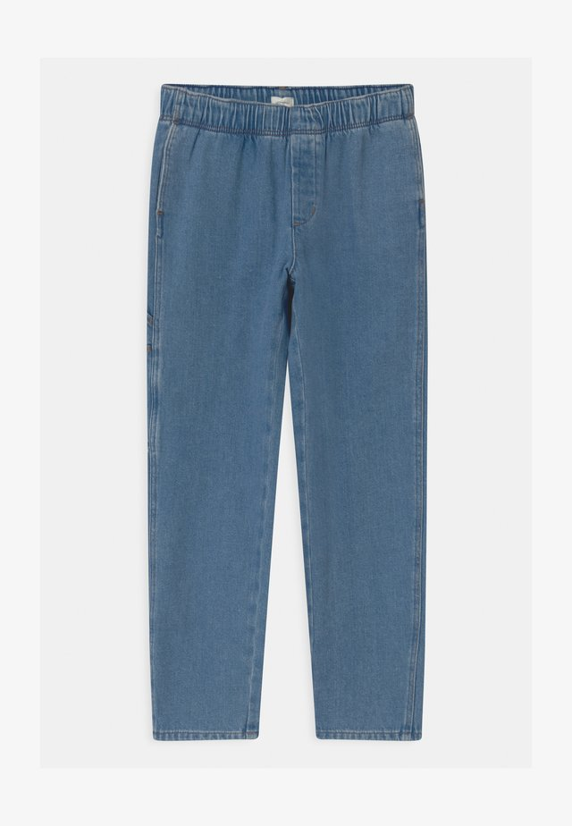 Relaxed fit jeans - blue medium