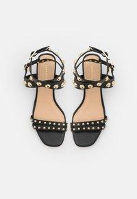 Cosmoparis - HARLA - Sandals - noir - 5