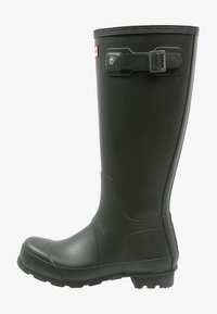 Hunter ORIGINAL - ORIGINAL TALL - Kalosze - dark olive - 0
