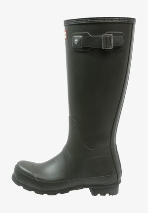 ORIGINAL TALL - Wellies - dark olive