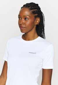 Norrøna - Basic T-shirt - white - 4