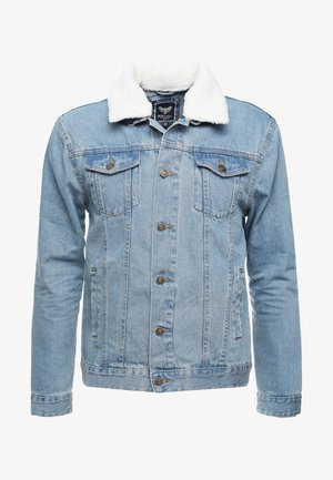 MJK-LARSON  - Denim jacket - blue denim