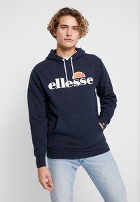 Ellesse - GOTTERO - Hoodie - navy - 0