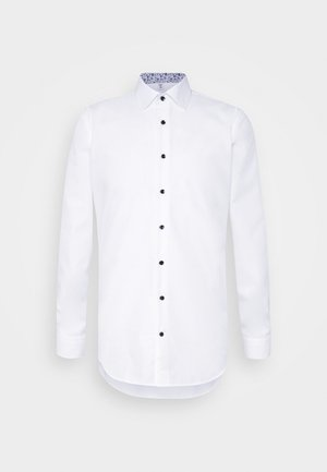 BUSINESS KENT PATCH - Formální košile - weiß