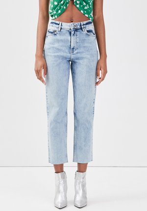 Relaxed fit jeans - denim double stone