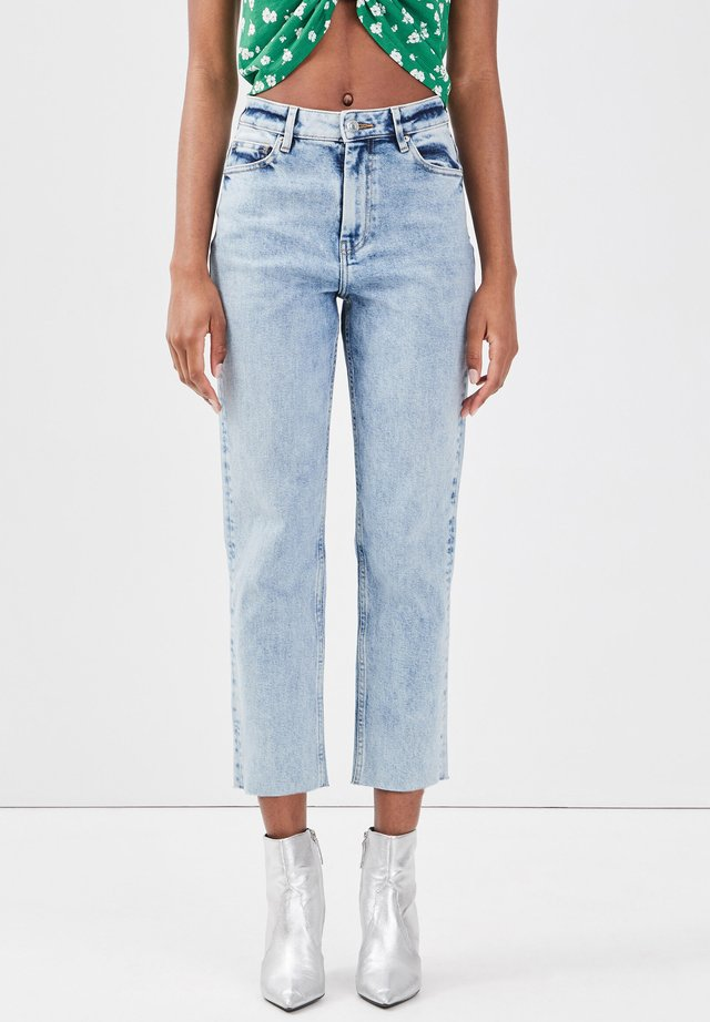 Jeans baggy - denim double stone