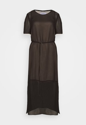 GEORGETTE DRESS - Day dress - ck black
