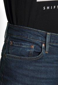 Levi's® - 502 TAPER - Jeans slim fit - dark indigo - 3