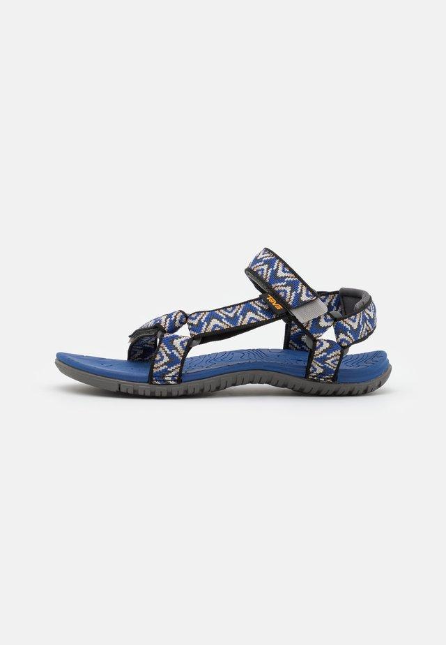 HURRICANE 3 UNISEX - Vaellussandaalit - balboa sodalite blue