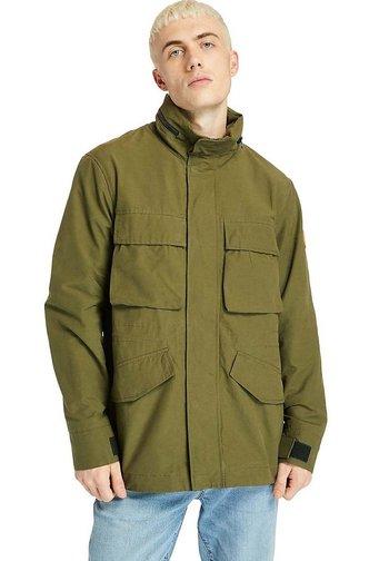 HERITAGE - Outdoor jacket - grape leaf