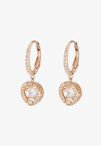 Swarovski - SPARKLING DROP - Earrings - white - 4