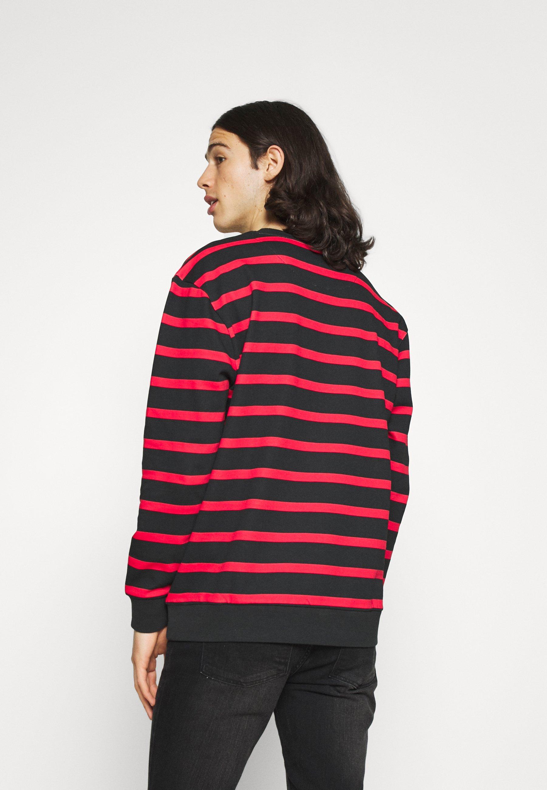 Men BOLD HORIZONTAL STRIPE - Sweatshirt