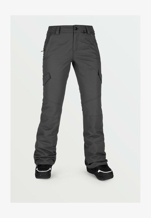 BRIDGER INS PANT - Pantaloni outdoor - dark_grey