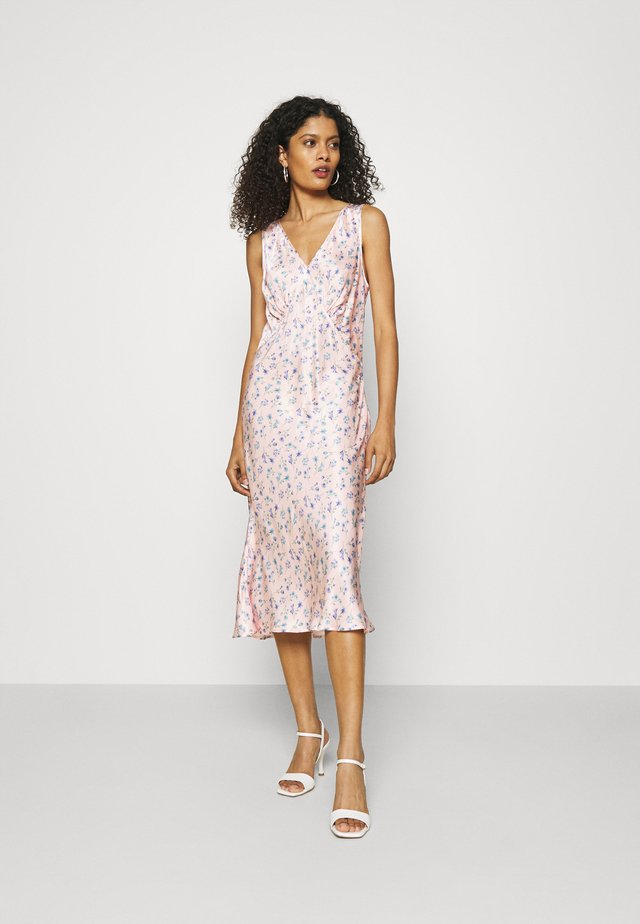 SUMMER DRESS - Korte jurk - pink