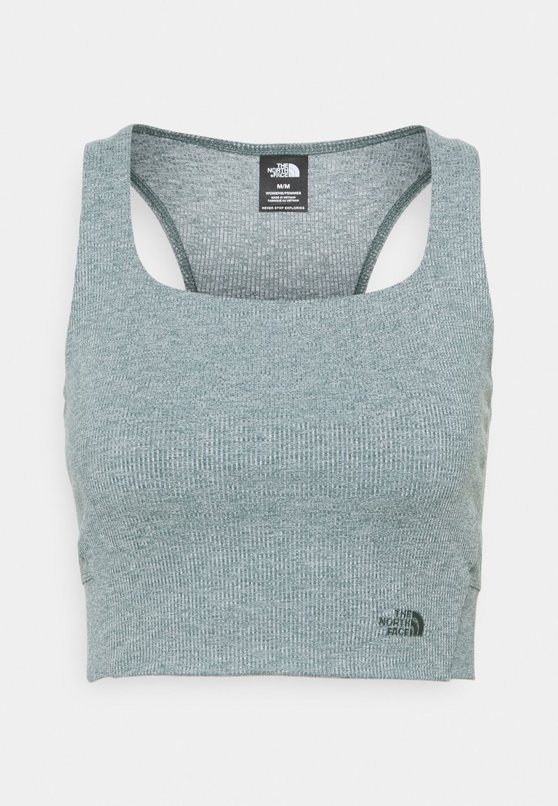 The North Face - RUBY HILL TANK - Débardeur - balsam green heather