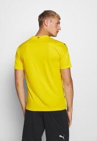 Puma - BVB BORUSSIA DORTMUND HOME REPLICA - Club wear - cyber yellow/black - 2