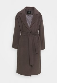 SALLIE JEZZE COAT - Classic coat - earth brown