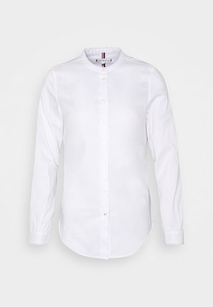SALLY TRIM - Blouse - optic white