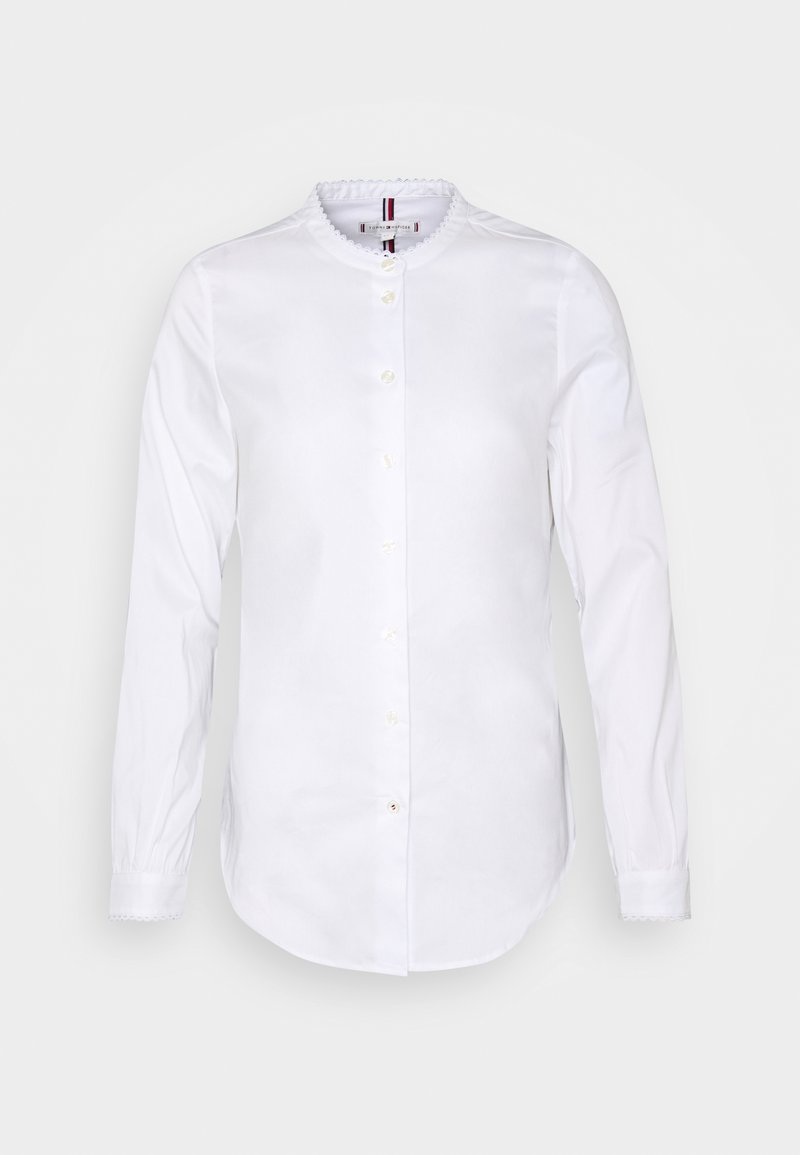 Tommy Hilfiger - SALLY TRIM - Blouse - optic white