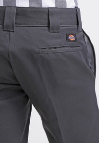 Dickies - 873 SLIM STRAIGHT WORK  - Chinos - charcoal grey - 5
