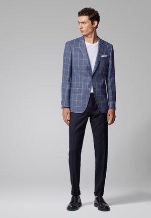 HUTSONS4 - Blazer jacket - blue