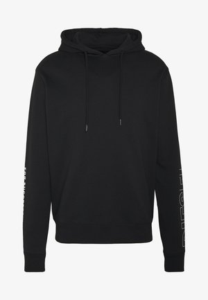 UMLT-BRANDON SWEAT-SHIRT - Felpa con cappuccio - black