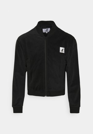 NEBRASKA TRACK  - Training jacket - black