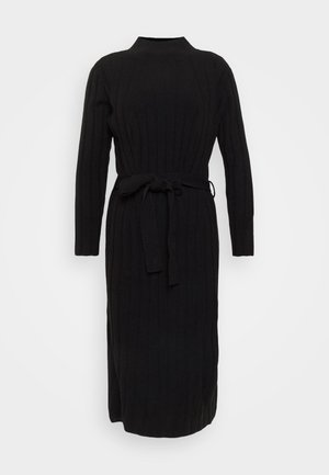 ONLNEW TESSA O-NECK DRESS - Jumper dress - black