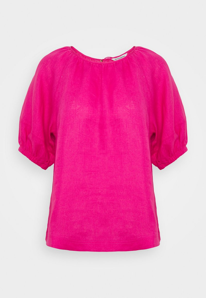 Marks & Spencer London - PUFF - Blouse - pink