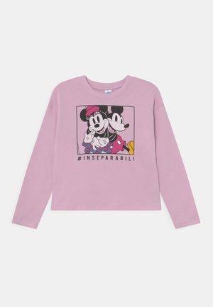 TEEN MICKEY & FRIENDS - Topper langermet - cradle pink