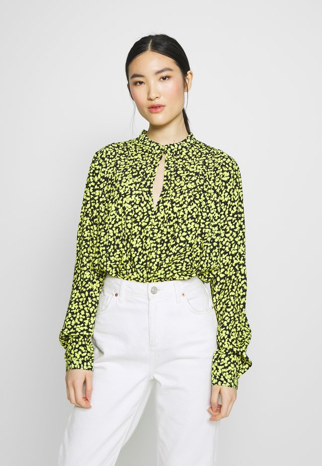 MIRACLE - Blouse - mylie neon