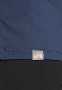 The North Face - WOMENS CORREIA TEE - Langarmshirt - blue wing teal - 6