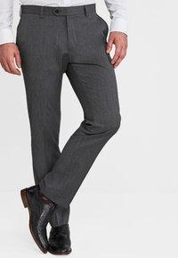 Next - Suit trousers - grey - 0