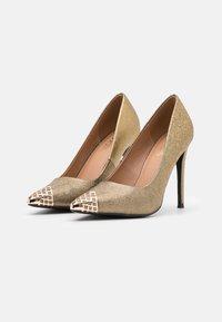 Wallis - PRETTY - High heels - gold/bronze - 2
