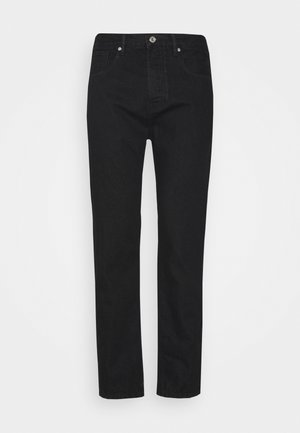THE NORM - Straight leg jeans - black