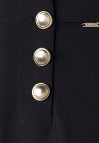 Liu Jo Jeans - PANT FLARE - Bukse - blu navy - 2
