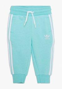 adidas Originals - CREW SET UNISEX - Verryttelypuku - clear aqua/white - 2