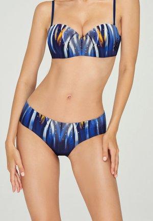 Braguita de bikini - blue/multi