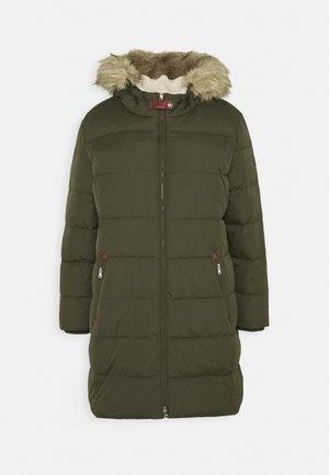 Down coat - litchfield loden