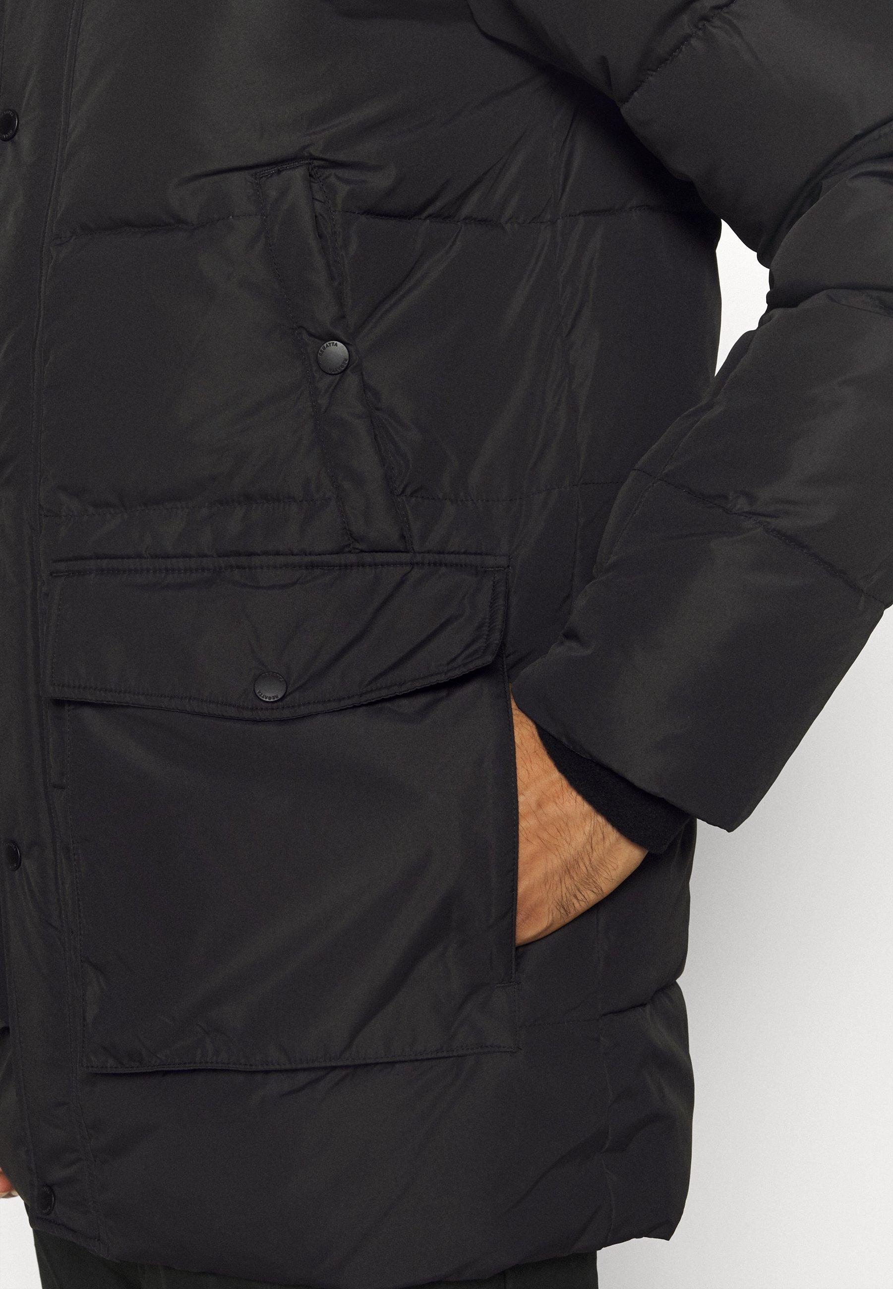 ARDAL Winterjacke black