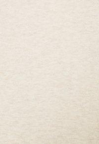 Noa Noa - ESSENTIAL MELANGE - Svetr - light brown melange - 2